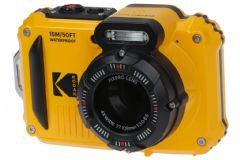 Kodak PIXPRO WPZ2 Waterproof to 15m Rugged Camera 16MP 4x Zoom  Yellow